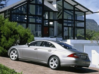 2005 Mercedes-Benz CLS-klasse 21