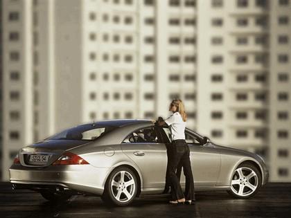 2005 Mercedes-Benz CLS-klasse 22