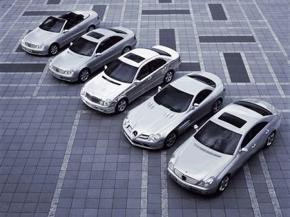 2005 Mercedes-Benz CLS-klasse 32
