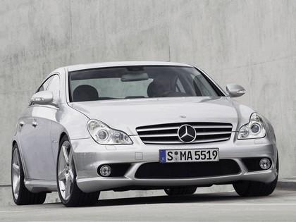 2005 Mercedes-Benz CLS-klasse 37