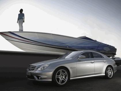 2005 Mercedes-Benz CLS-klasse 47