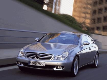 2005 Mercedes-Benz CLS-klasse 58