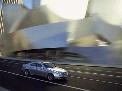2005 Mercedes-Benz CLS-klasse 60