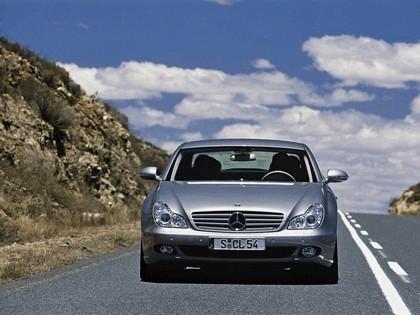 2005 Mercedes-Benz CLS-klasse 61