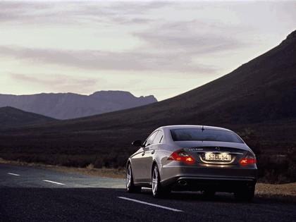 2005 Mercedes-Benz CLS-klasse 62