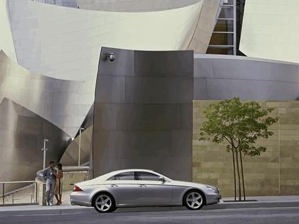 2005 Mercedes-Benz CLS-klasse 77