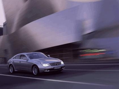 2005 Mercedes-Benz CLS-klasse 83