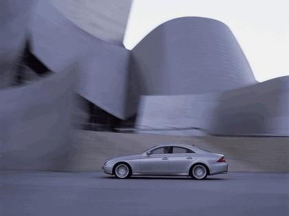 2005 Mercedes-Benz CLS-klasse 84