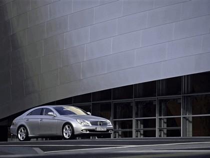 2005 Mercedes-Benz CLS-klasse 85
