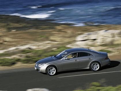 2005 Mercedes-Benz CLS-klasse 90