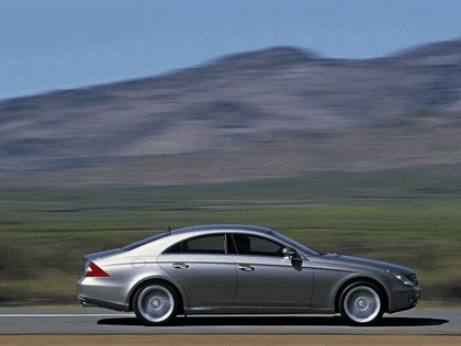 2005 Mercedes-Benz CLS-klasse 92