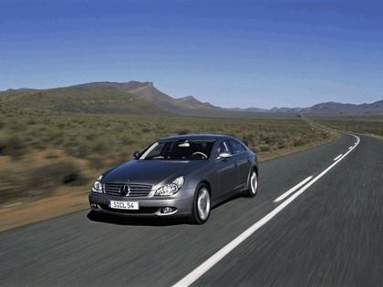 2005 Mercedes-Benz CLS-klasse 93