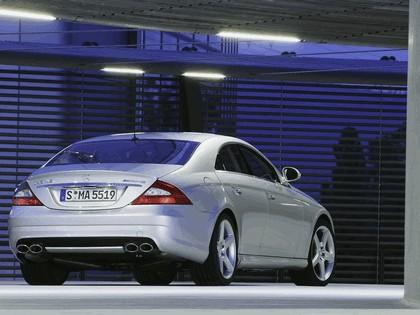 2005 Mercedes-Benz CLS-klasse 95
