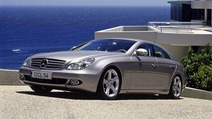 2005 Mercedes-Benz CLS-klasse 9