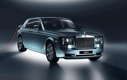 2011 Rolls-Royce 102EX ( Phantom Experimental Electric ) concept 1