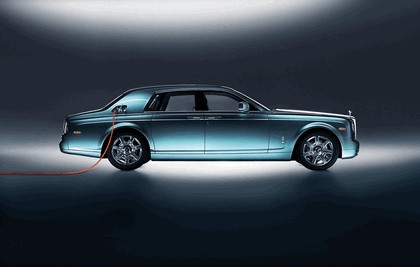 2011 Rolls-Royce 102EX ( Phantom Experimental Electric ) concept 2