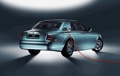 2011 Rolls-Royce 102EX ( Phantom Experimental Electric ) concept 3