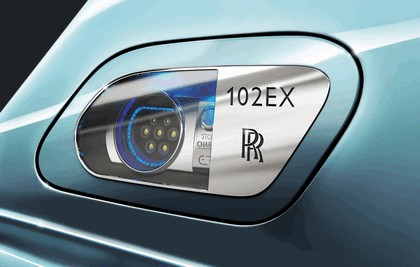 2011 Rolls-Royce 102EX ( Phantom Experimental Electric ) concept 5