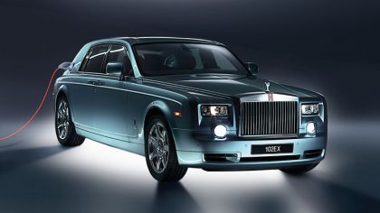 2011 Rolls-Royce 102EX ( Phantom Experimental Electric ) concept 4