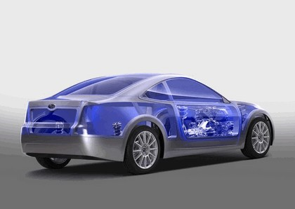 2011 Subaru Boxer Sports Car Architecture 8