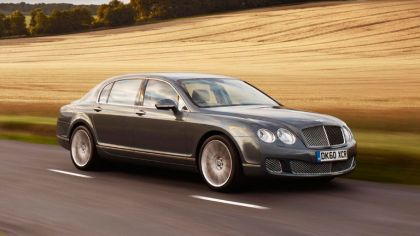 2011 Bentley Continental Flying Spur Series 51 7