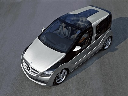 2005 Mercedes-Benz F600 HyGenius concept 18