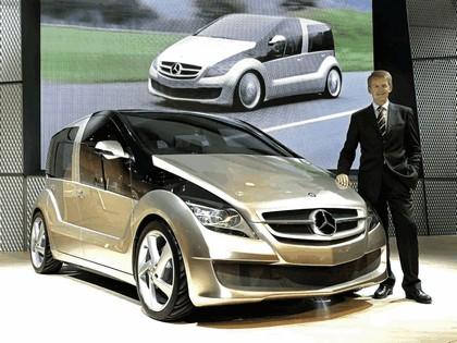2005 Mercedes-Benz F600 HyGenius concept 80