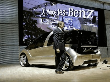 2005 Mercedes-Benz F600 HyGenius concept 82