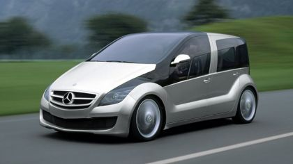 2005 Mercedes-Benz F600 HyGenius concept 9