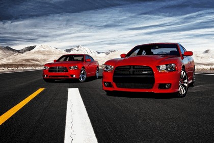 2012 Dodge Charger SRT8 1