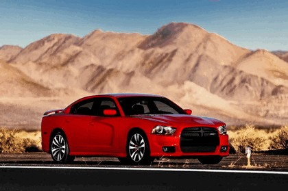 2012 Dodge Charger SRT8 3