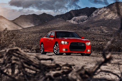 2012 Dodge Charger SRT8 4