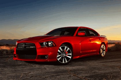 2012 Dodge Charger SRT8 6