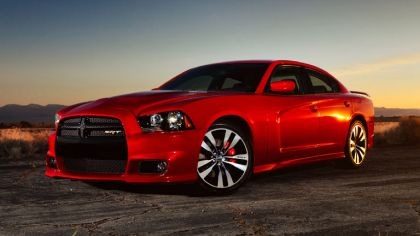2012 Dodge Charger SRT8 9