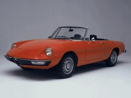 1970 Alfa Romeo Spider 1