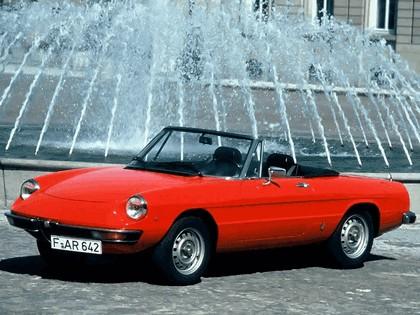 1970 Alfa Romeo Spider 2