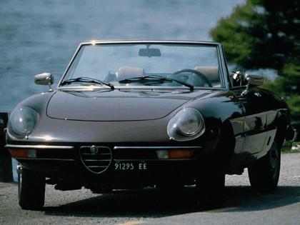 1970 Alfa Romeo Spider 5