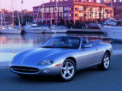 1996 Jaguar XK8 convertible 1