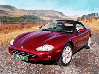 1996 Jaguar XK8 convertible 2
