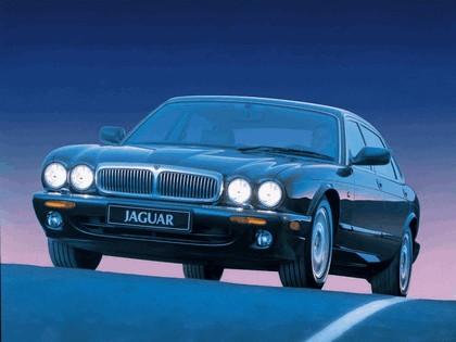 1997 Jaguar XJ8 ( X300 ) 1