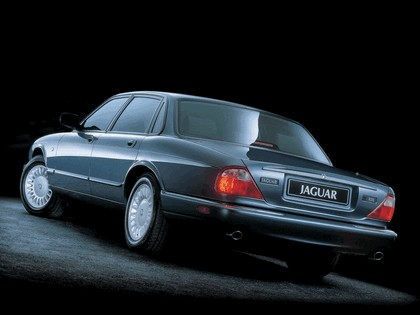 1997 Jaguar XJ8 ( X300 ) 4