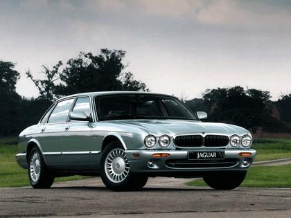 1997 Jaguar XJ8 ( X300 ) 8