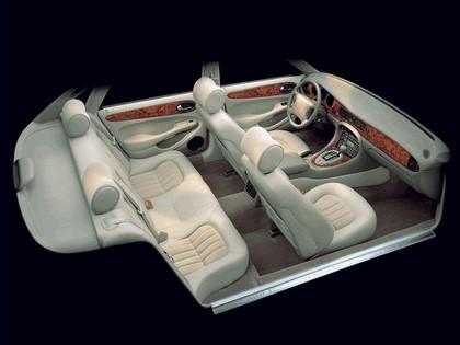 1997 Jaguar XJ8 ( X300 ) 12