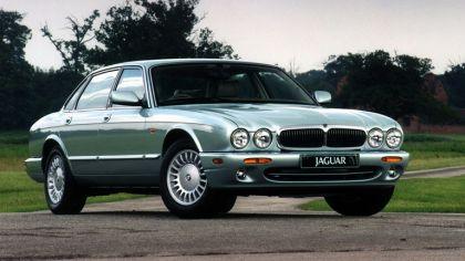 1997 Jaguar XJ8 ( X300 ) 9