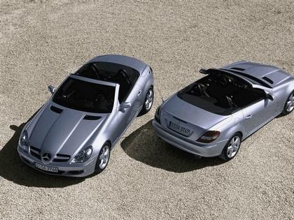 2005 Mercedes-Benz SLK 350 3