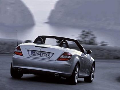 2005 Mercedes-Benz SLK 350 4