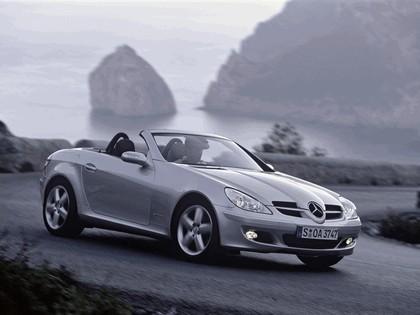 2005 Mercedes-Benz SLK 350 5