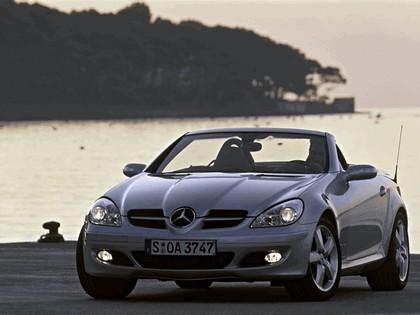 2005 Mercedes-Benz SLK 350 6
