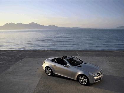 2005 Mercedes-Benz SLK 350 9