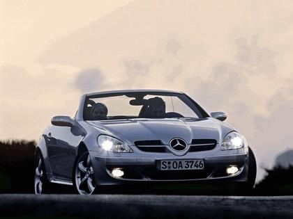 2005 Mercedes-Benz SLK 350 11